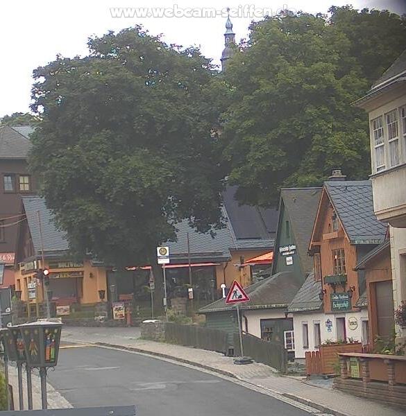 Webcam Ski Resort Seiffen Kirche - Ore Mountains