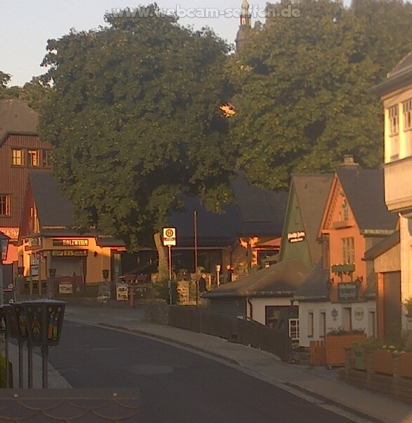 Webcam Skigebied Seiffen Kirche - Ertsgebergte