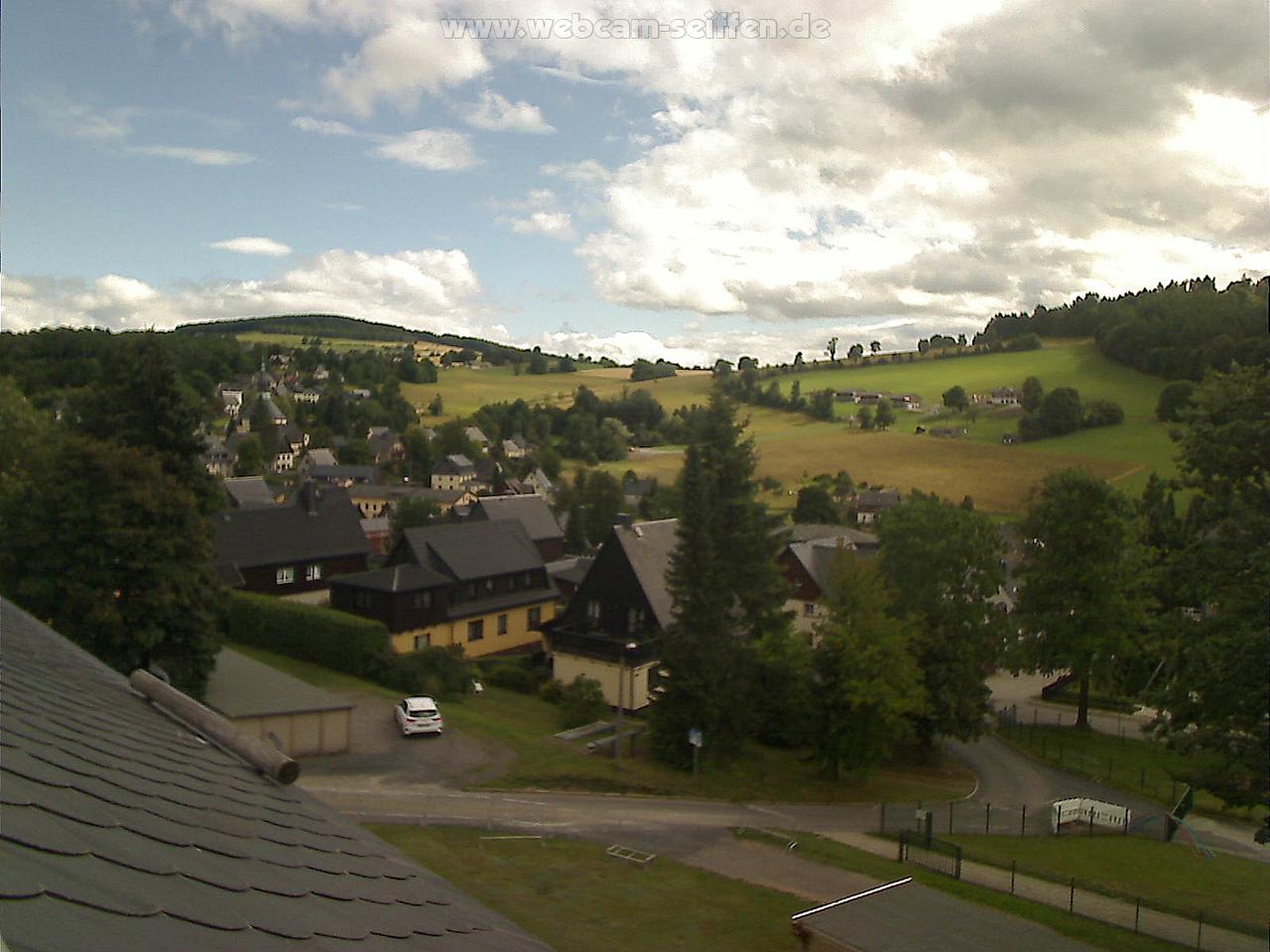 Webcam Ski Resort Seiffen Panorama - Ore Mountains