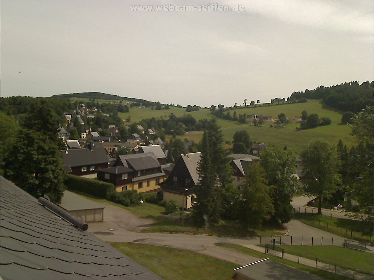 Webcam Skigebied Seiffen Panorama - Ertsgebergte